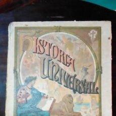 Libros antiguos: HISTORIA UNIVERSAL-EDIT-SATURNINO CALLEJA-. Lote 160676774