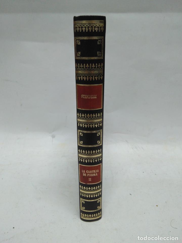 LIBRO - STENDHAL - LA CARTOJA DE PARMA II / N-8808 (Libros Antiguos, Raros y Curiosos - Historia - Otros)