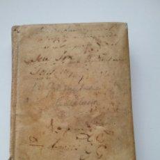Libros antiguos: LIBRO GRAMÁTICA Y APOLOGÍA DE LA LLENGUA CATALANA JOSEPH PAU BALLOT Y TORRES. 1814. Lote 160720732