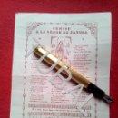 Libros antiguos: TUBAL 1950 TEYA PARROQUIA SAN MARTIN DE TEIA CANTIC A LA VERGE DE FATIMA. Lote 160845370