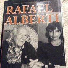 Libros antiguos: LA ARBOLEDA PERDIDA.RAFAEL ALBERTI. Lote 161176482