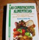 Libros antiguos: LIBRO LAS COMBINACIONES ALIMENTICIAS EDITORIAL IBIS AÑO 1997 ILUSTRADO FOTOS. Lote 161245914