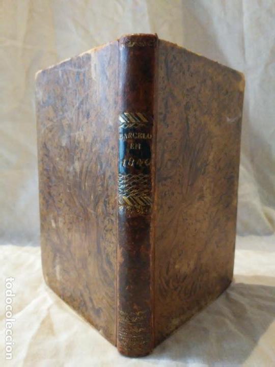 BARCELONA EN JULIO DE 1840 SUCESOS DE ESTE PERIODO. BARCELONA. 1844 (Libros Antiguos, Raros y Curiosos - Historia - Otros)