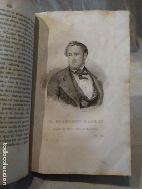 Libros antiguos: BARCELONA EN JULIO DE 1840 SUCESOS DE ESTE PERIODO. BARCELONA. 1844 - Foto 5 - 161274258