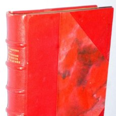 Libros antiguos: PETITE HISTOIRE DE LA REVUE DE FIN D´ANNÉE. Lote 161517838