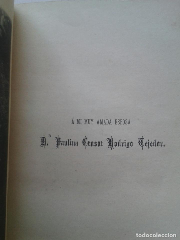 Libros antiguos: EL HADITS DE LA PRINCESA ZORAIDA. LEOPOLDO DE EGUILAZ YÁNGUAS. REENCUADERNADO. 1892 - Foto 6 - 161552874