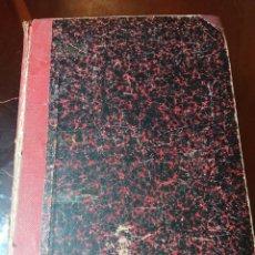 Libros antiguos: CONTINENTES Y OCÉANOS EUROPA, SEGUNDA PARTE, JOAQUÍN IZQUIERDO CROSELLES, 1935?. Lote 161596622