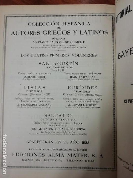 Libros antiguos: ANUARIO HISPANO AMERICANO - Foto 3 - 161709134