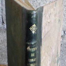 Libros antiguos: REVISTA DE OBRAS PÚBLICAS 1924 – TOMO II ORGANISMO DE LOS INGENIEROS DE CAMINOS, CANALES Y PUERTOS . Lote 161828026