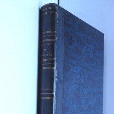 Libros antiguos: HISTOIRE PHILOSOPHIQUE DES JUIFS, DEPUIS LA DÉCADENCE DES MACHABÉES JUSQU'À NOS JOURS - M.CAPERFIGUE. Lote 161840742