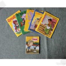 Libros antiguos: LOTE DE 5 CUENTOS CUENTITOS LUSA 1978 Y 1 CUENTO PINOCHO ED. FHER 1974 VER FOTOS PARA ESTADO. Lote 161871906