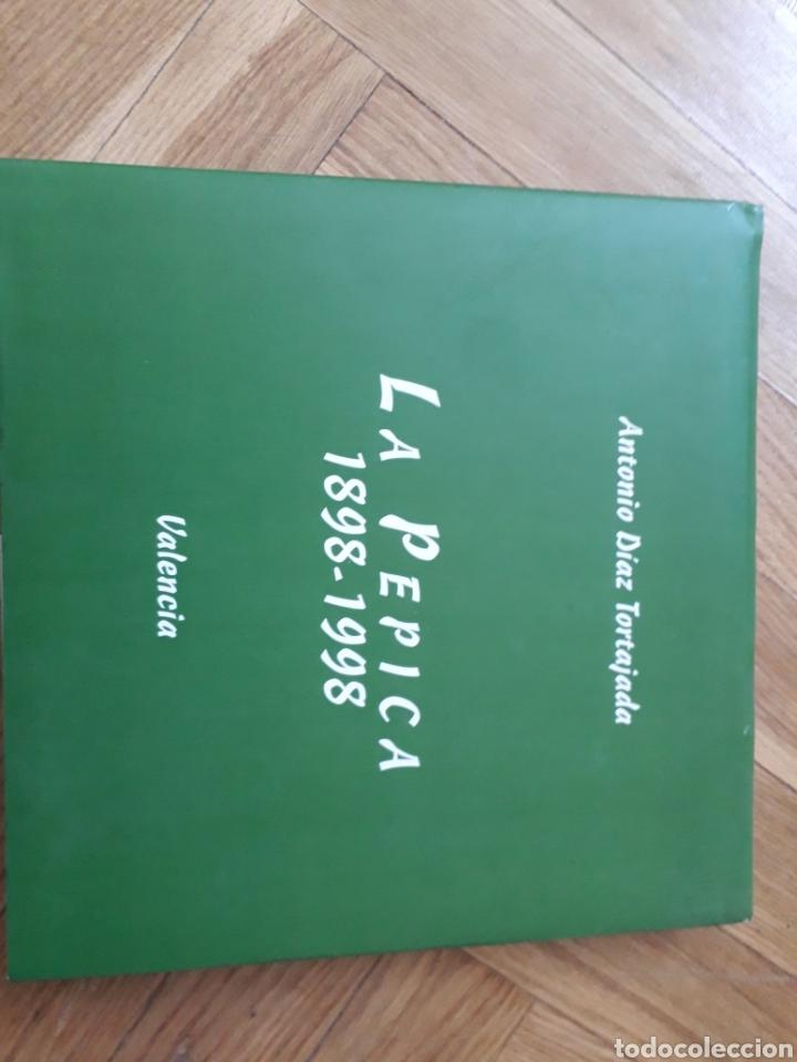 LA PEPICA, 1898 - 1998. ANTONIO DÍAZ TORTAJADA RESTAURANTE (Libros Antiguos, Raros y Curiosos - Cocina y Gastronomía)