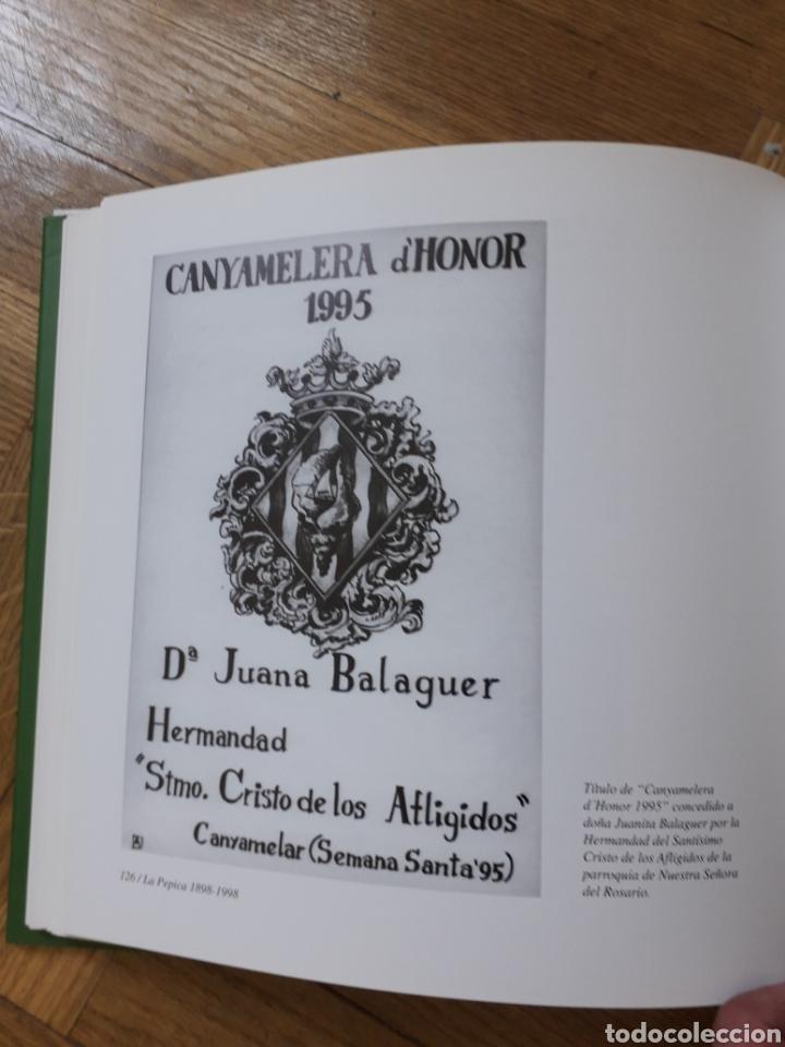Libros antiguos: LA PEPICA, 1898 - 1998. ANTONIO DÍAZ TORTAJADA RESTAURANTE - Foto 7 - 161899190