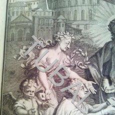Libros antiguos: TUBAL LIBRO PROHIBIDO CAIFSOTTIL 300 AÑOS TERENCIO FEDRO FABULAS SIRO SENTENCIAS 3 GRABADOS 1727. Lote 161924286