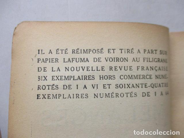 Libros antiguos: Pastiches et mélanges. (Francés) Tapa dura – 1919 de PROUST Marcel. - Foto 11 - 161927066