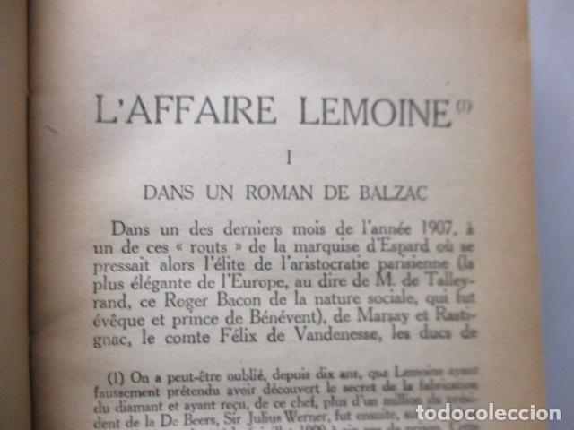 Libros antiguos: Pastiches et mélanges. (Francés) Tapa dura – 1919 de PROUST Marcel. - Foto 13 - 161927066
