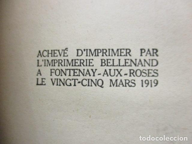 Libros antiguos: Pastiches et mélanges. (Francés) Tapa dura – 1919 de PROUST Marcel. - Foto 14 - 161927066