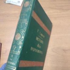 Libros antiguos: ESTUDIOS SOBRE LA HISTORIA DE LA HUMANIDAD. F. LAURENT. TOMO VIII. LA REFORMA. 1877. Lote 162000926