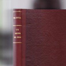 Libros antiguos: PIO BAROJA - LOS CAMINOS DEL MUNDO / MEMORIAS DE UN HOMBRE DE ACCIÓN - ESPASA-CALPE 1933. Lote 162039190