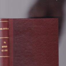 Libros antiguos: PIO BAROJA - LAS CIUDADES / EL MUNDO ES ANSÍ - R. CARO RAGGIO, EDITOR 1919. Lote 162045978