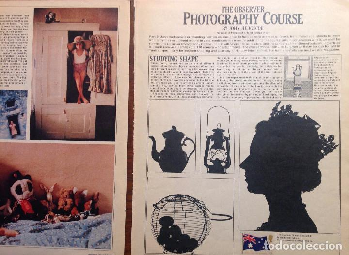 Libros antiguos: Photography course, by John Hedgecoe, Royal College of Art (1979) - Foto 4 - 162055702