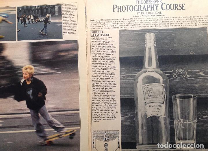 Libros antiguos: Photography course, by John Hedgecoe, Royal College of Art (1979) - Foto 6 - 162055702