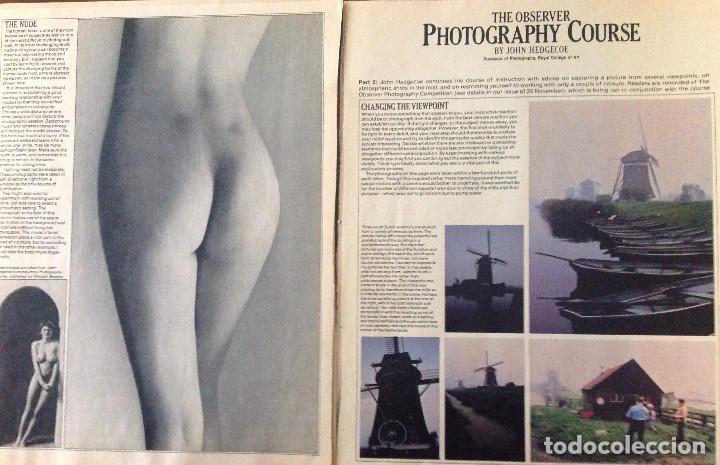 PHOTOGRAPHY COURSE, BY JOHN HEDGECOE, ROYAL COLLEGE OF ART (1979) (Libros Antiguos, Raros y Curiosos - Otros Idiomas)
