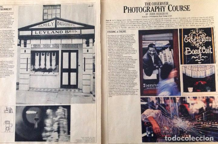 Libros antiguos: Photography course, by John Hedgecoe, Royal College of Art (1979) - Foto 7 - 162055702