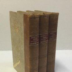 Libros antiguos: ESTUDIOS CRÍTICOS SOBRE LA HISTORIA Y EL DERECHO DE ARAGÓN. - DE LA FUENTE, VICENTE.. Lote 162277590