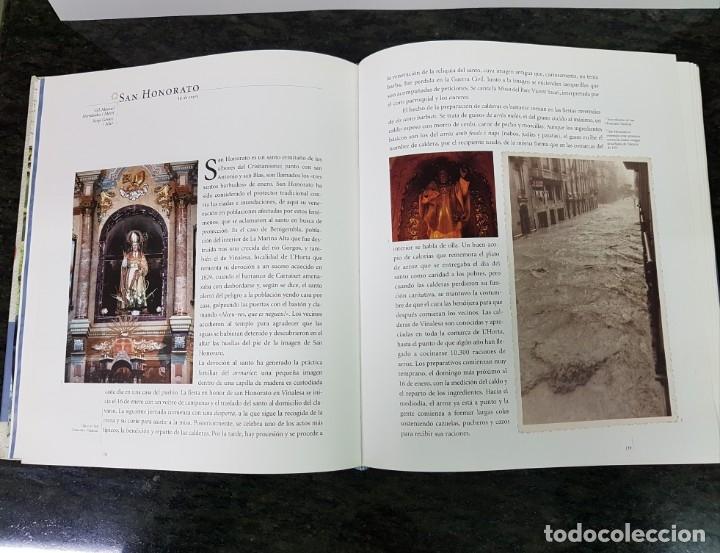 Libros antiguos: FIESTAS DE LA COMUNIDAD VALENCIANA - Foto 11 - 144500754