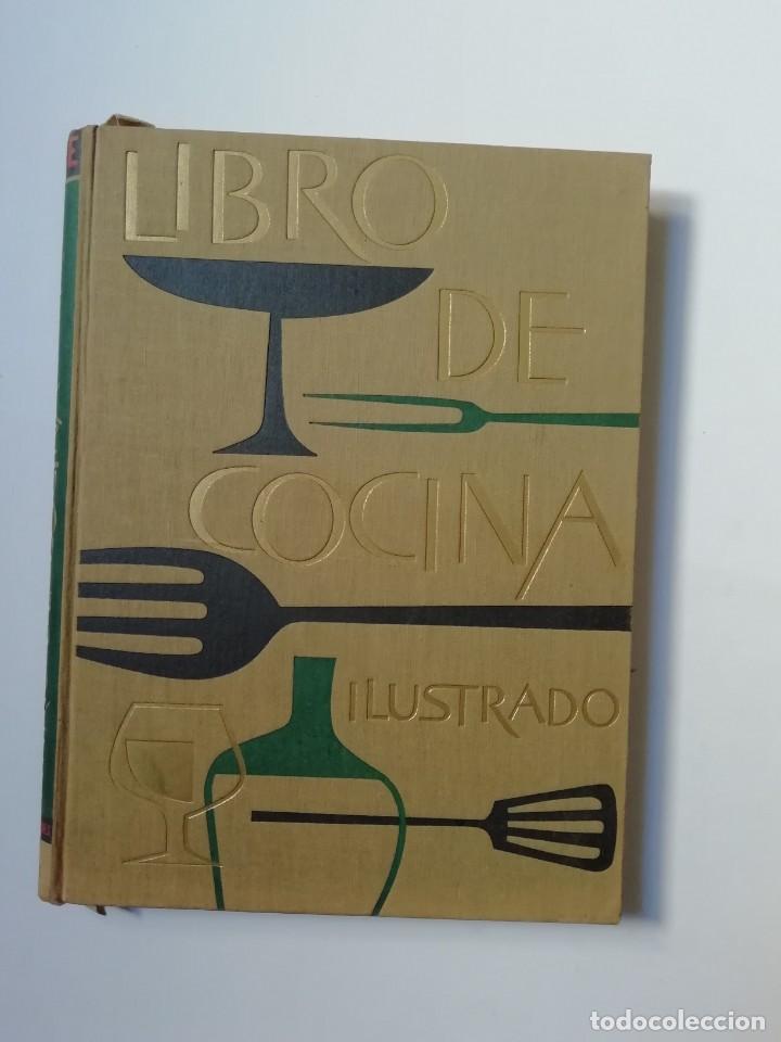 LIBRO DE COCINA ILUSTRADO-PLAZA & JANES (Libros Antiguos, Raros y Curiosos - Cocina y Gastronomía)