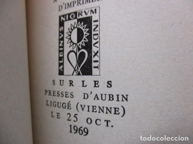 Libros antiguos: DANS LA NUIT JAI CHERCHE - de LOEW, Jacques (EN FRANCES) - Foto 5 - 162404910