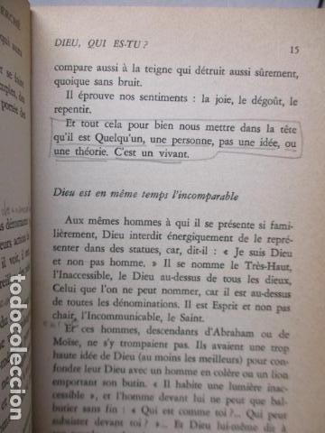 Libros antiguos: DANS LA NUIT JAI CHERCHE - de LOEW, Jacques (EN FRANCES) - Foto 9 - 162404910