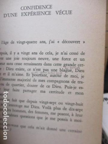 Libros antiguos: DANS LA NUIT JAI CHERCHE - de LOEW, Jacques (EN FRANCES) - Foto 12 - 162404910