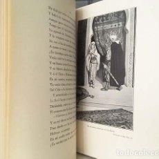 Libros antiguos: CERRALBO : LEYENDAS POÉTICAS (1929. 1ª ED.) I.- EL CASTILLO DE MOS; II.- LEYENDA DE AMOR. (PERGAMINO. Lote 162490050