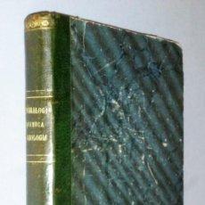 Libros antiguos: TRATADO DE MINERALOGÍA, QUÍMICA Y GEOLOGÍA APLICADO A LA CONSTRUCCIÓN Y DECORACIÓN DE EDIFICIOS. Lote 162526470