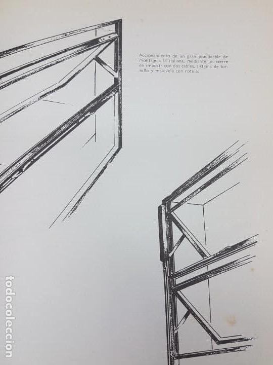 Libros antiguos: CARPINTERIA METÁLICA ( P. VIGLA 1972 ) - Foto 4 - 162594690