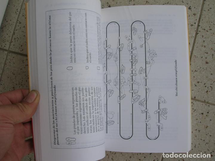 Libros antiguos: LIBRO DE ZHANG FUXING EL LIBRO DEL TAI CHI ,MARTINEZ ROCA EDICIONES - Foto 3 - 162625974