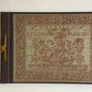 Libros antiguos: SALZILLO. ESCULTURA PASIONARIA. SELECCIÓN DE OBRAS EL INSIGNE IMAGINERO MURCIANO. - [ALBUM.]. Lote 123262735