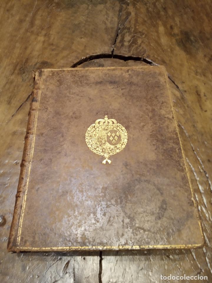 Libros antiguos: Oeuvres de M. le Chancelier DAguesseau. Tome second. A París. Chez les libraires associés. 1761. - Foto 2 - 162901186