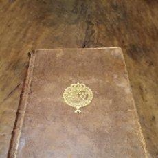 Libros antiguos: OEUVRES DE M. LE CHANCELIER D'AGUESSEAU. TOME TROISIÉME. A PARÍS. CHEZ LES LIBRAIRES ASSOCIÉS.1761. . Lote 162901914