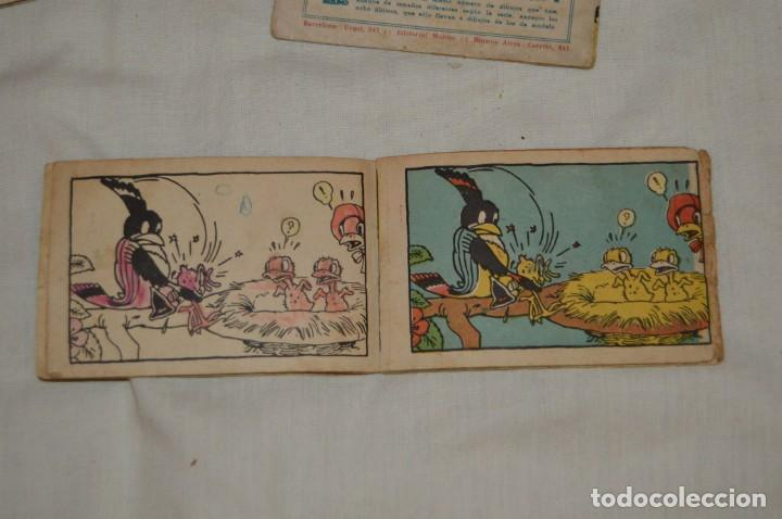 Libros antiguos: LOTE DE 3 CUADERNOS DE DIBUJOS WALT DISNEY - Nº 13, 15 Y 18 - EDITORIAL MOLINO - VINTAGE - Foto 9 - 162966602