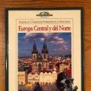 Libros antiguos: EUROPA CENTRAL Y DEL NORTE(13€). Lote 163086074