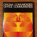 Libros antiguos: OFICINA COMUNIDADES(13€). Lote 163086358
