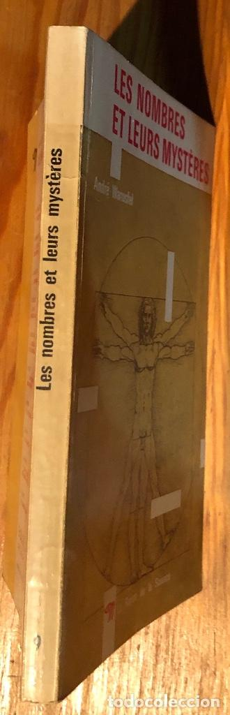 Libros antiguos: LES NOMBRES ET LEURS MYSTERES-La Rayon de la Science(25€) - Foto 5 - 163108962