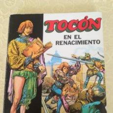 Libros antiguos: TOCÓN EN EL RENACIMIENTO (1974)TOCÓN EN EL RENACIMIENTO (1974). Lote 163428938