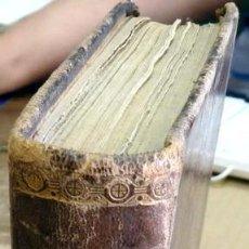 Libros antiguos: 1861 - FERNÁN CABALLERO - LA GAVIOTA. 2 TOMOS EN UN VOLUMEN -. Lote 163441342