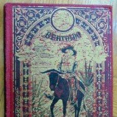 Libros antiguos: BERTOLDO, BERTOLDINO Y CACASENO, Ó SEAN LAS ASTUCIAS UTILÍSIMAS DE BERTOLDO. ED. CALLEJA. Lote 163490818