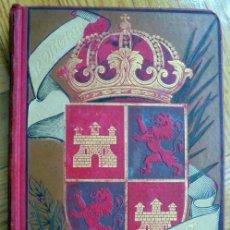 Libros antiguos: NOVELAS ESPAÑOLAS. NARRACIONES ESCOGIDAS DE CERVANTES, QUEVEDO Y HURTADO DE MENDOZA.1882. Lote 163495430