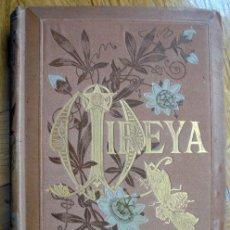 Libros antiguos: MIREYA. POEMA PROVENZAL DE FEDERICO MISTRAL. BIBLIOTECA ARTE Y LETRAS. 1882. Lote 163496322